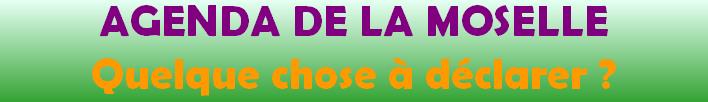 AGENDA CULTUREL DE LA MOSELLE