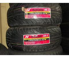 2 pneus 185 / 55 R / 15   82v