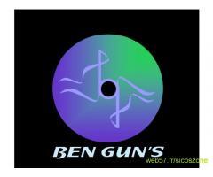 Téléchargement de l'album MP3 : BEN GUN'S - Paradoxe