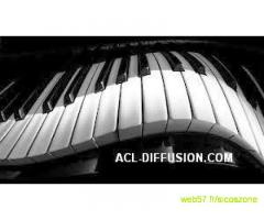 Cours traditionnels de piano et Solfège